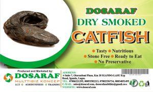 dry catfish