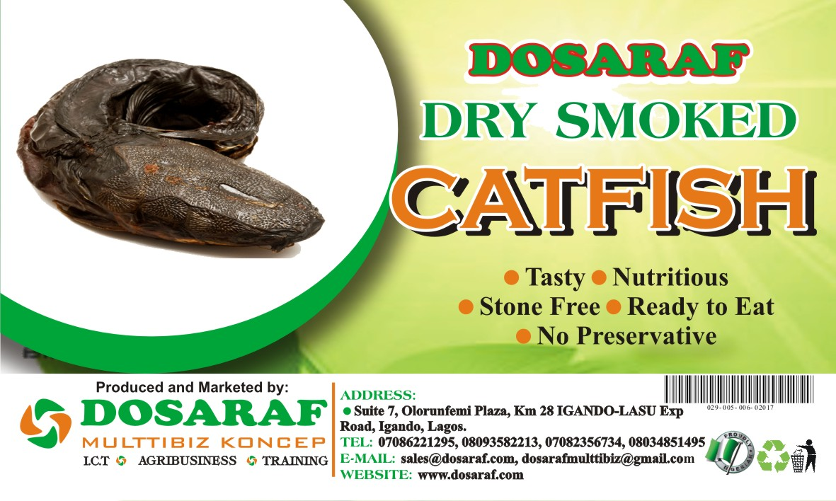 DOSARAF CATFISH